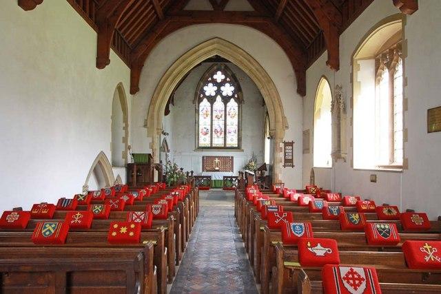 St Peter, Little Ellingham, Norfolk - East end