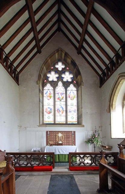 St Peter, Little Ellingham, Norfolk - Chancel