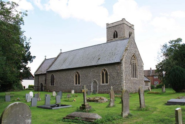 St Peter, Little Ellingham, Norfolk