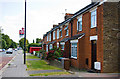 TQ1090 : Terrace on Rickmansworth Road by Martin Addison