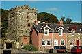 J5849 : Strangford Castle by Albert Bridge