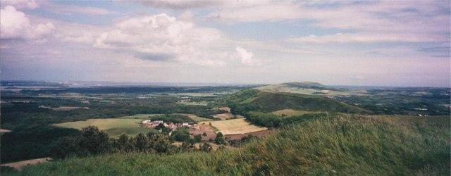 Purbeck Panorama