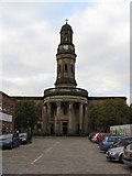 SJ8298 : Salford - St Philip With St Steven Church by Peter Whatley