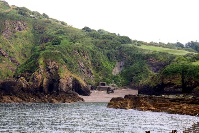 Rapparee Beach at Ilfracombe