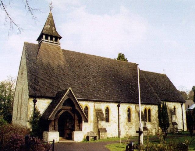 St James, Rowledge