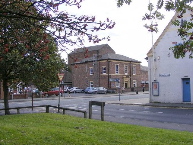 Mountford Lane Junction