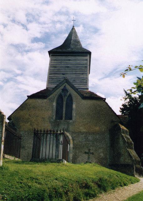 Holy Cross, Durley