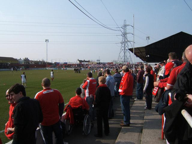Stonebridge Road, Ebbsfleet United Football Club