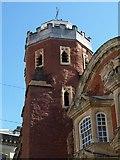 SX9192 : St Petrock's church, Exeter by Derek Harper