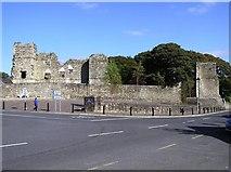 G8839 : Manorhamilton Castle by Kenneth  Allen