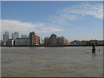 TQ3778 : The Isle of Dogs by Mike Quinn
