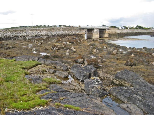 Bridge in the causeway