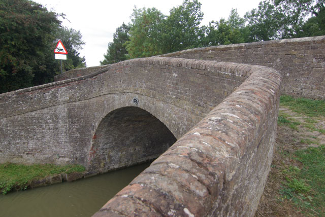 Turnover Bridge, near Gayton Junction