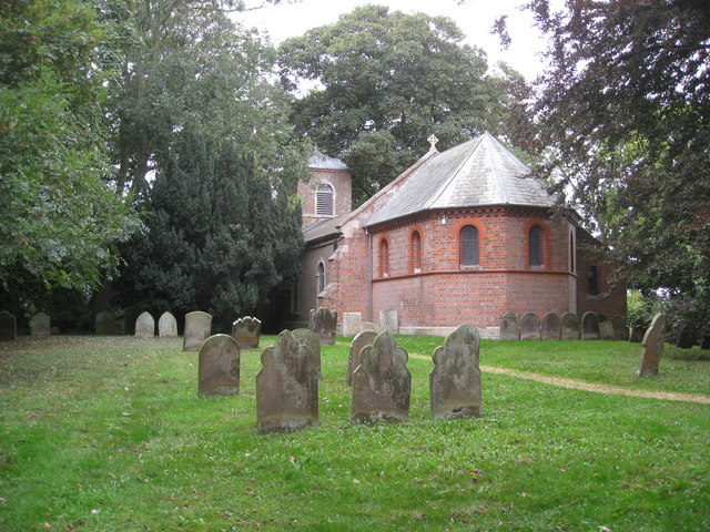 Anderby - Parish Church of St. Andrew
