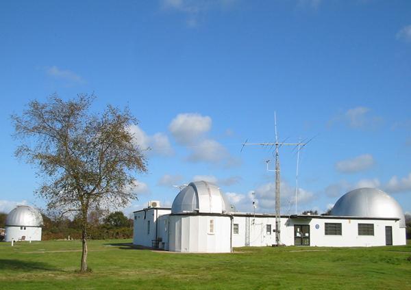 Norman Lockyer Observatory Sidmouth Devon