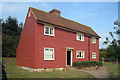 TQ7458 : Petts Farmhouse at The Museum of Kent Life by Oast House Archive
