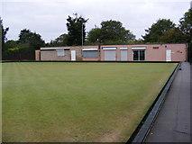 TL7205 : Great Baddow Bowling Club by Adrian Cable