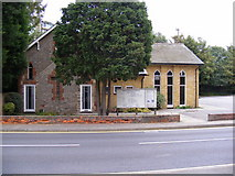 TL7205 : Great Baddow United Reformed Church by Adrian Cable