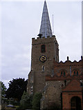 TL7204 : St.Mary's Church Tower by Adrian Cable