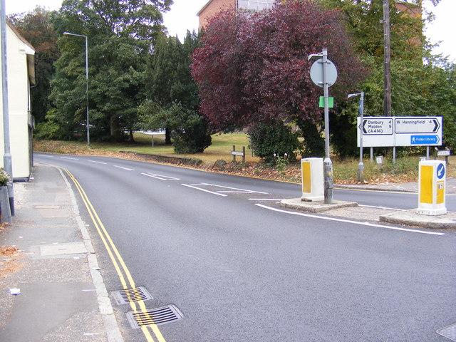 A414 Maldon Road, Great Baddow