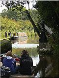 SJ9686 : Bridge 22, Peak Forest Canal by Alan Murray-Rust