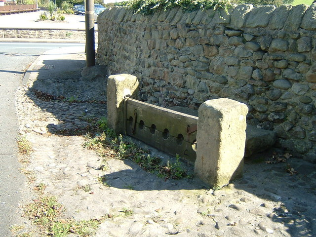 Stocks and Pound, Slyne-with-Hest
