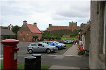 NU1834 : Front Street, Bamburgh by Mark Anderson