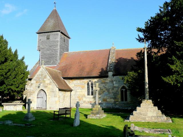 St. John the Baptist's church, Tredington