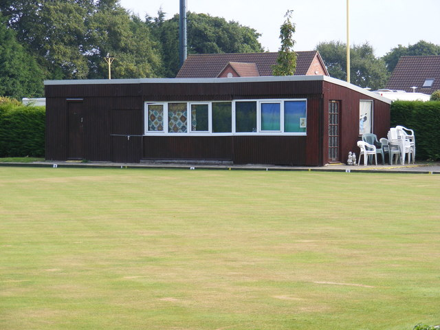 Bowling Pavilion at Plantation Park Sports Centre