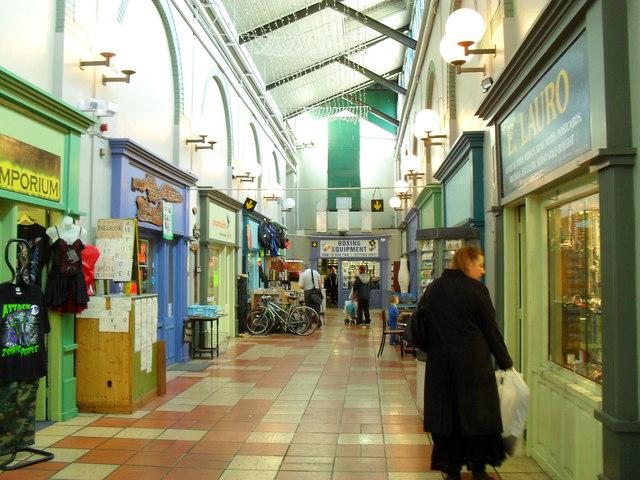 Smithfield Market, Belfast