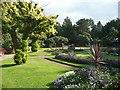SE3103 : The Victorian Flower Garden, Wentworth Castle Grounds, Stainborough by Humphrey Bolton