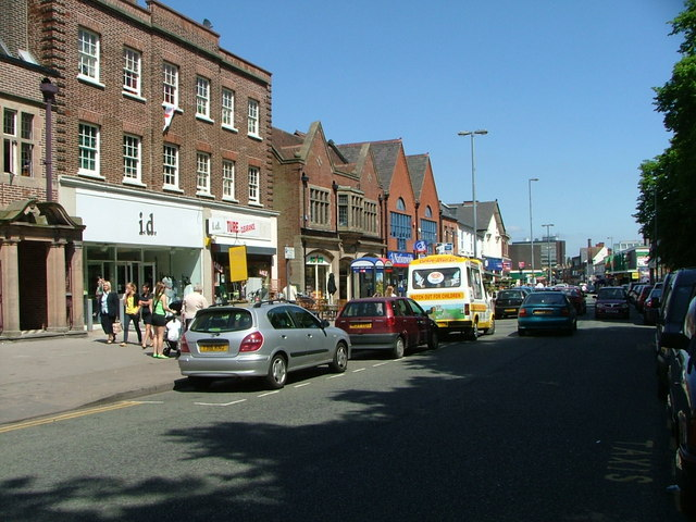 High Street, Erdington, Birmingham