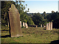 TR0458 : Headstones at St Peter & St Paul's Church by Oast House Archive