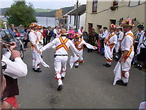 SX4563 : Helier Morris in Bere Ferrers by George Causley