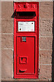 NU0246 : Victorian Postbox, Cheswick by Mark Anderson