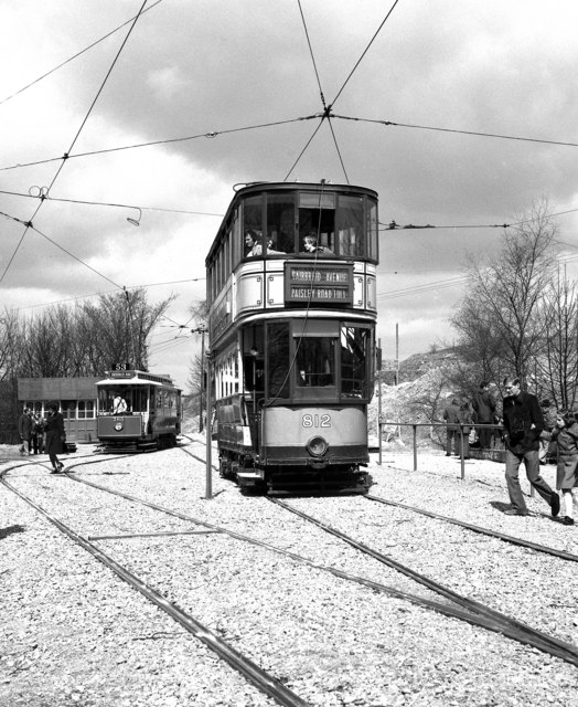 Tramway Museum, Crich