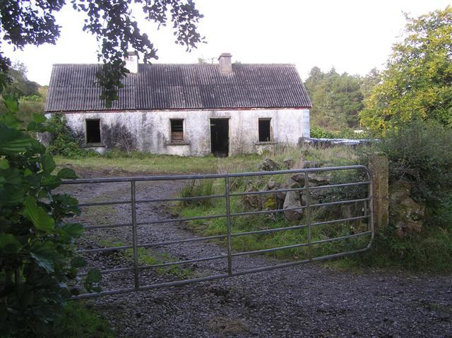 Cottage, Meenkeeragh