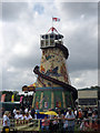 TQ8059 : Helter Skelter at the Kent Show 2007 by Oast House Archive