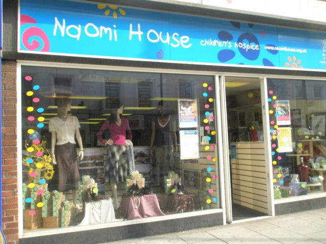 Charity shop in West Street (6)