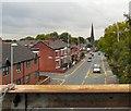 SJ8995 : Hyde Road, Gorton by Gerald England