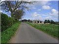 NU1114 : Woodhall Farm by Walter Baxter