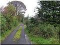G8435 : Road at Boihy by Kenneth  Allen