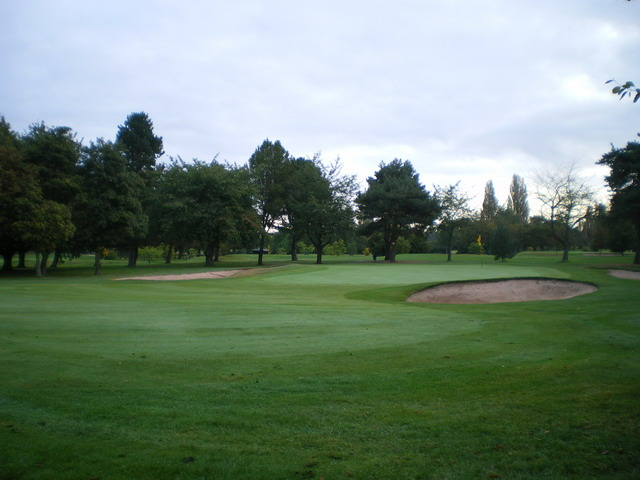 The South Staffs golf course