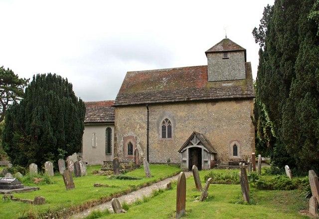 St John the Baptist, Clayton, Sussex by John Salmon