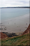 TA1281 : Filey Sands by Peter Church