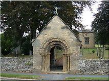 SE9182 : Lych Gate, St Stephen's Church by JThomas