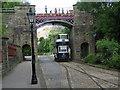SK3455 : Bowes Lyon Bridge by K  A