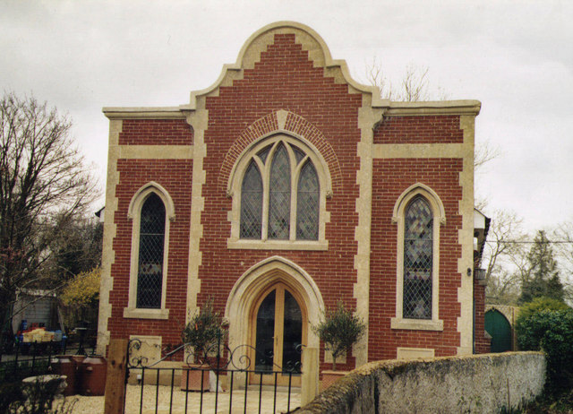 Former Stockbridge Baptist Chapel