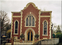 SU3535 : Former Stockbridge Baptist Chapel by Michael FORD