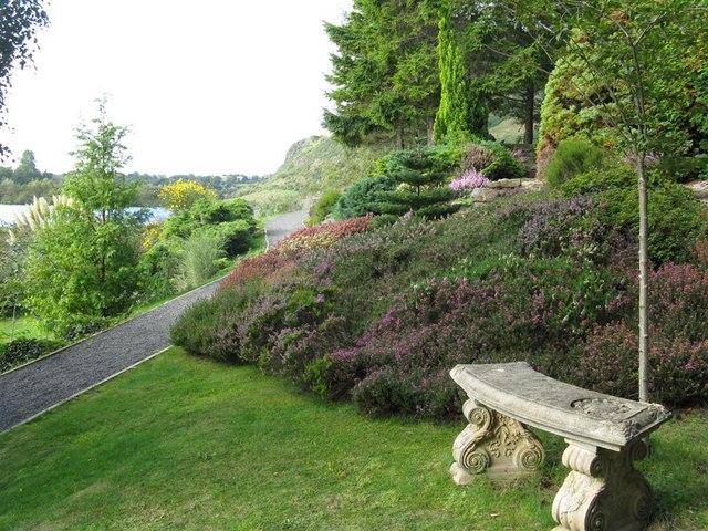 Dr Neil's Garden at Duddingston